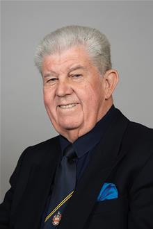 Profile image for Councillor Paul Metcalfe MBE