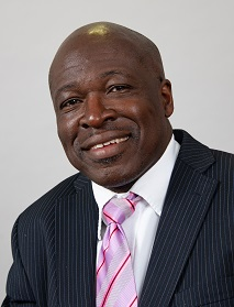Councillor Sam Adeniji